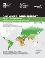 2013 Global Hunger Index PDF