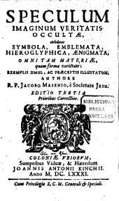 Speculum imaginum veritatis ...