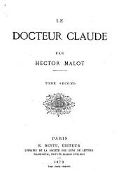 Le docteur Claude: Volume 2