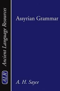 Assyrian Grammar PDF