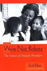 We're Not Robots