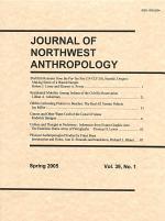 Journal of Northwest Anthropology
