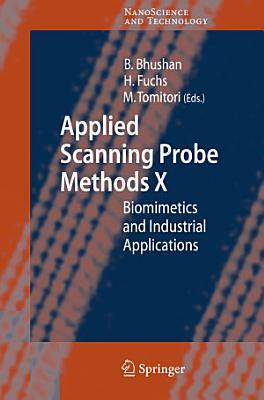 Applied Scanning Probe Methods X