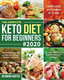 The Complete Keto Diet for Beginners  2020 PDF