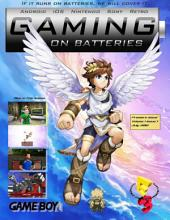 Gaming on Batteries Issue 0001: If it is battery powered, we will cover it