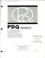PDQ User Guide PDF