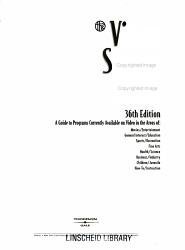 Video Source Book Video Program Listings A I Book PDF