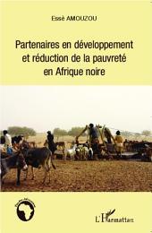 Partenaire en développement et réduction de la pauvreté en Afrique noire