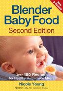 Blender Baby Food