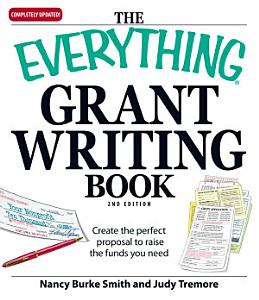 The Everything Grant Writing Book Book