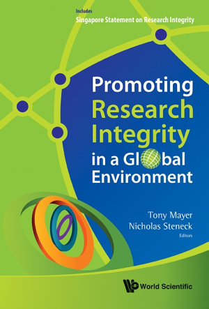 Promoting Research Integrity In A Global Environment PDF