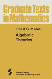 Algebraic Theories