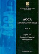Strategic Financial Management 3  7 PDF