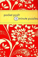 Pocket Posh One Minute Puzzles PDF