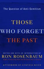 Those Who Forget the Past