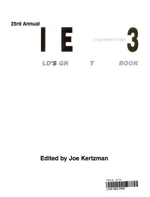 Knives 2003