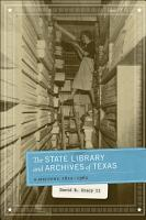 The State Library and Archives of Texas PDF