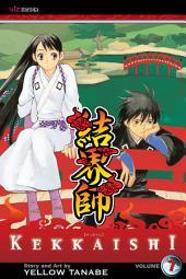Kekkaishi: Volume 7