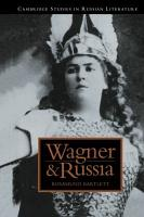 Wagner and Russia PDF