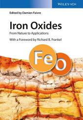 Iron Oxides: From Nature to Applications
