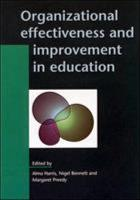 Organizational Effectiveness And Improvement In Education PDF