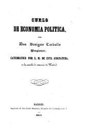 Crso de Economia Politica