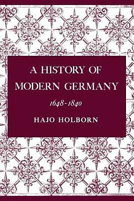 A History of Modern Germany PDF