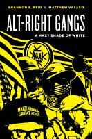 Alt Right Gangs PDF