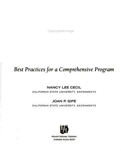 Literacy in the Intermediate Grades PDF