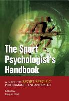 The Sport Psychologist s Handbook PDF