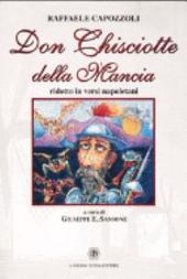 Don Chisciotte della Mancia: ridotto in versi napoletani