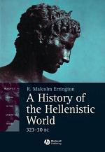 A History of the Hellenistic World