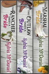 The Burnett Brides: A Western Romance Series