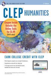 CLEP Humanities w/ Online Practice Exams