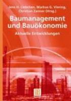 Baumanagement und Bau  konomie PDF