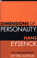 Dimensions of Personality PDF