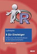 R f  r Einsteiger PDF