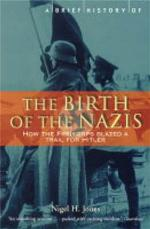 A Brief History of the Birth of the Nazis