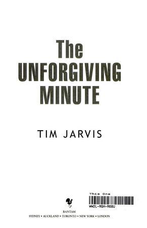 The Unforgiving Minute PDF