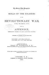 Provincial and State Papers: Volume 14