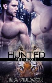 Prey: Hunted: M/M Paranormal Shifter Erotic Romance