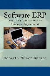 Software ERP : Análisis y Consultoría de Software Empresarial