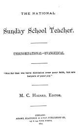 The National Sunday School Teacher: Volume 12