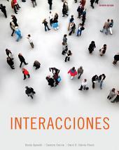 Interacciones: Edition 7