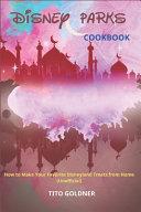 Disney Parks Cookbook
