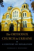 The Orthodox Church in Ukraine PDF