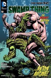Swamp Thing (2011-) #10