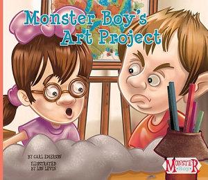 Monster Boy s Art Project PDF