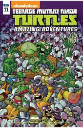 Teenage Mutant Ninja Turtles: Amazing Adventures #11