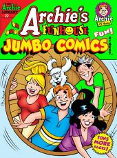 Archie's Funhouse Comics Double Digest #22
